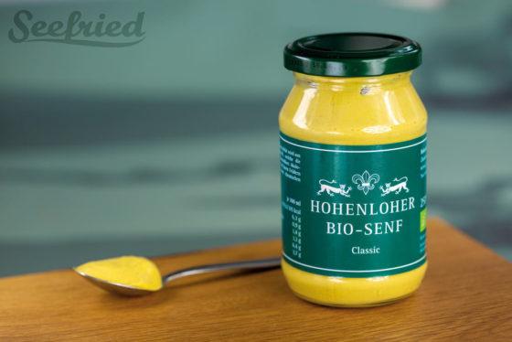 Hohenloher Bio-Senf klassisch