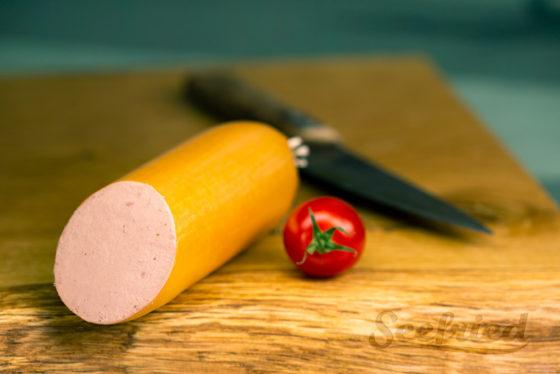 Feine Leberwurst - praktisch abgepackt