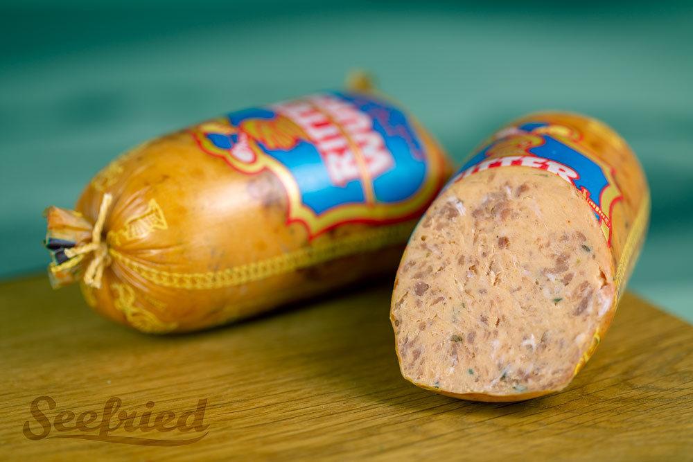 Ritterwurst | Grobe Mettwurst | Teewurst