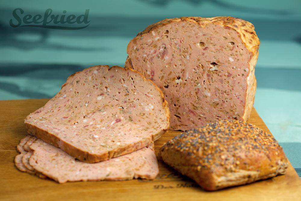 Schweinskäse - dünn oder dick geschnitten