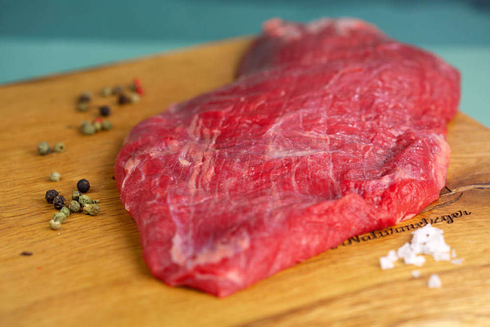 Flank Steak vom Hohenloher Weiderind