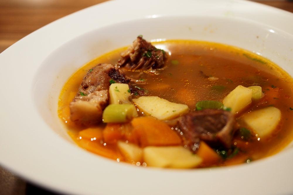 Produkte zum Suppe kochen