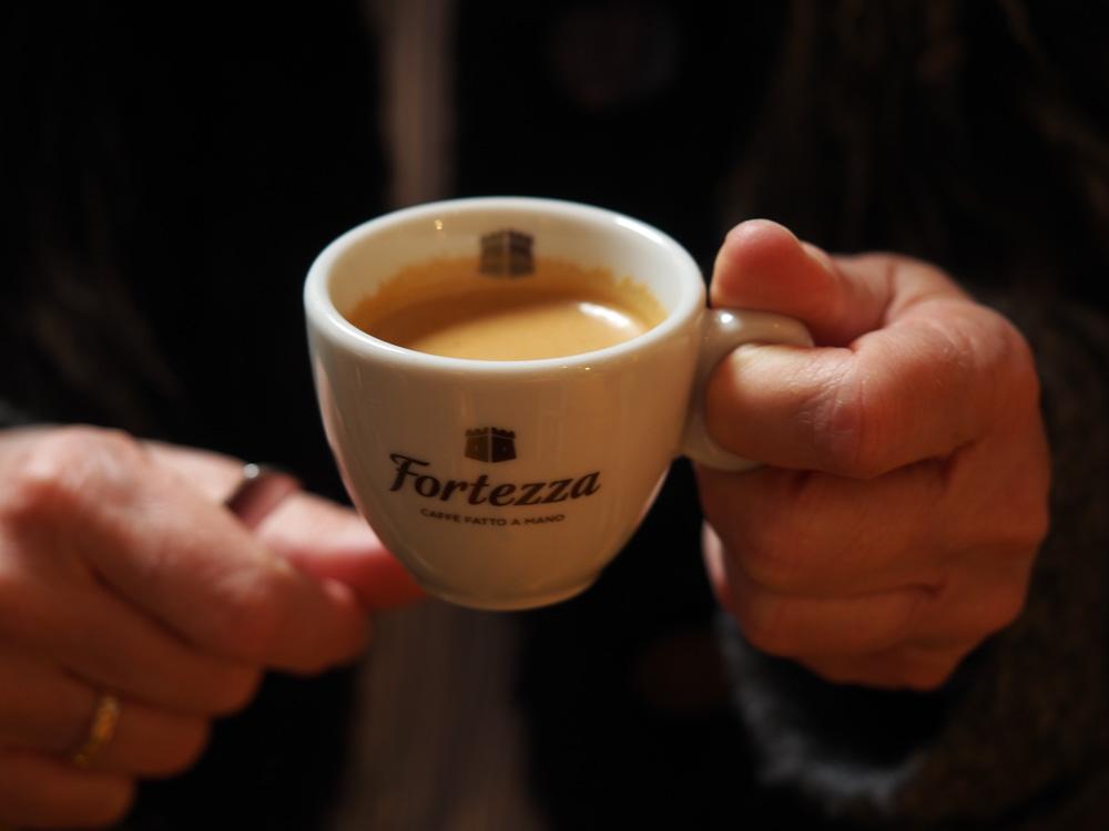 Der Naturmetzger liebt richtig guten Kaffee.