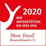 Wir unterstützen Slow Food