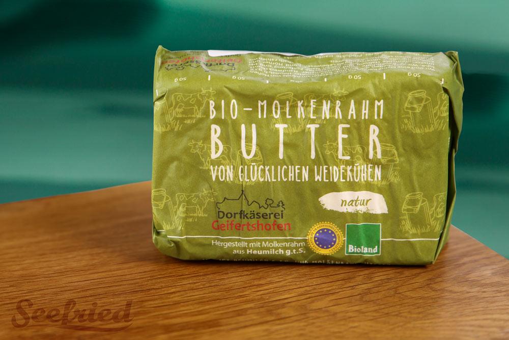 Molkenrahm-Butter