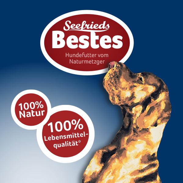 Tierfutter Seefrieds Bestes